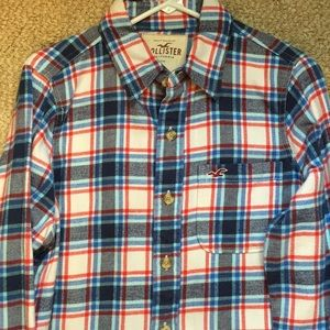 Button Down Shirt by Hollister
